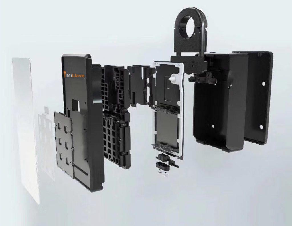 caja seguridad llave inteligente